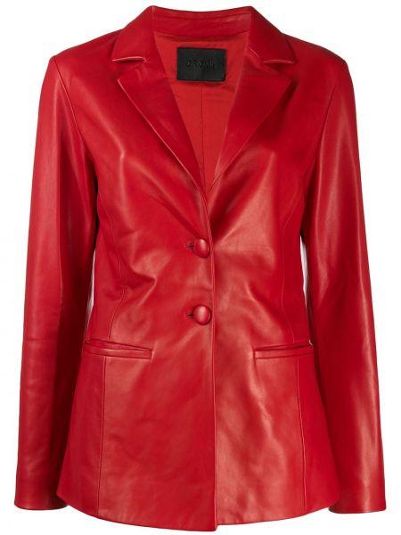 Удлиненный пиджак с карманами Drome