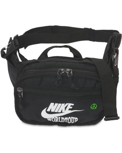 Поясная сумка на молнии с карманами с пряжкой Nike