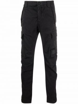 Черные прямые брюки C.p. Company