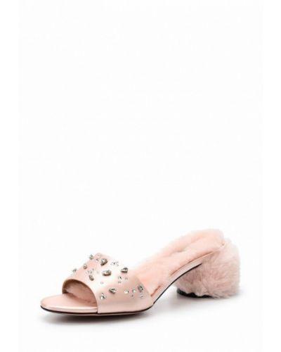 Розовые сабо Ilvi