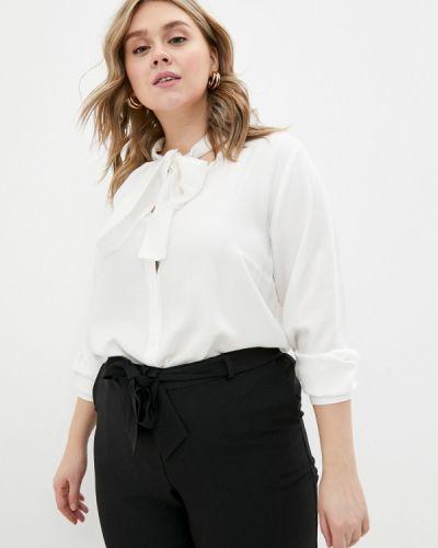 Блузка - белая Modress