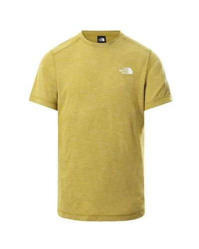 Zielona t-shirt The North Face