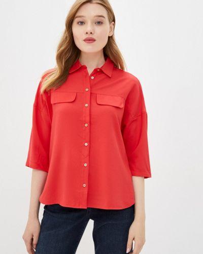 Красная рубашка с коротким рукавом с короткими рукавами Mavi