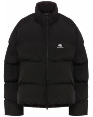 Стеганая куртка - черная Balenciaga