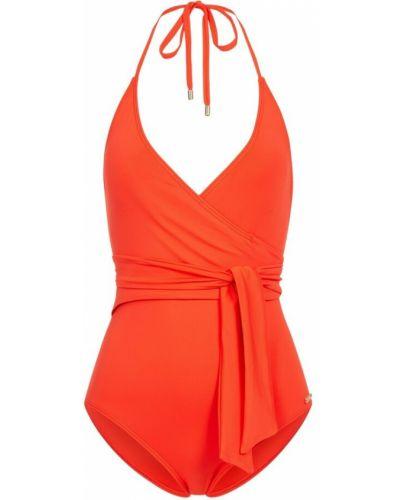 Pomarańczowy strój kąpielowy Vince Camuto