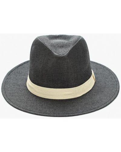 Черная шляпа Piazza Italia