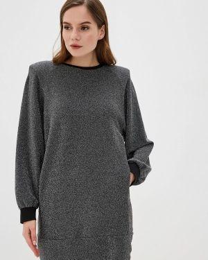 Платье вязаное осеннее Imperial