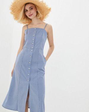 Сарафан - голубое Lilove