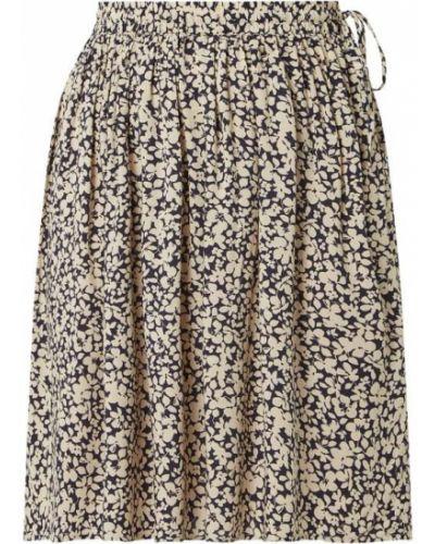 Spódnica rozkloszowana - niebieska Soaked In Luxury