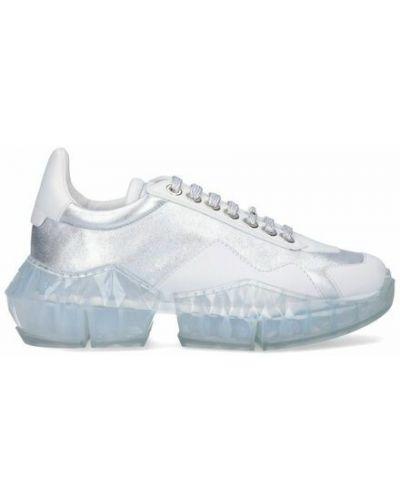 Sneakersy - szare Jimmy Choo