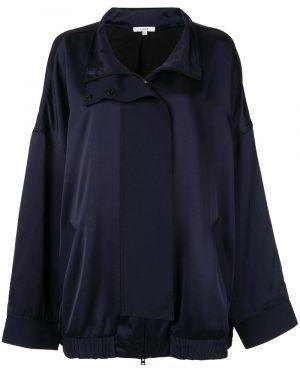 Синяя куртка Layeur