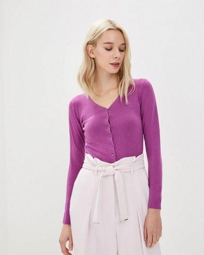 Фиолетовый кардиган Ruxara