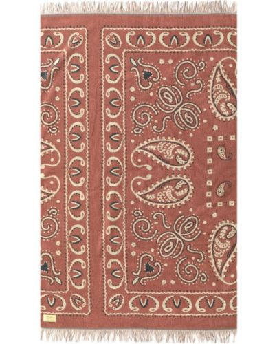 Miękki bawełna bawełna bandana prostokątny Basshu