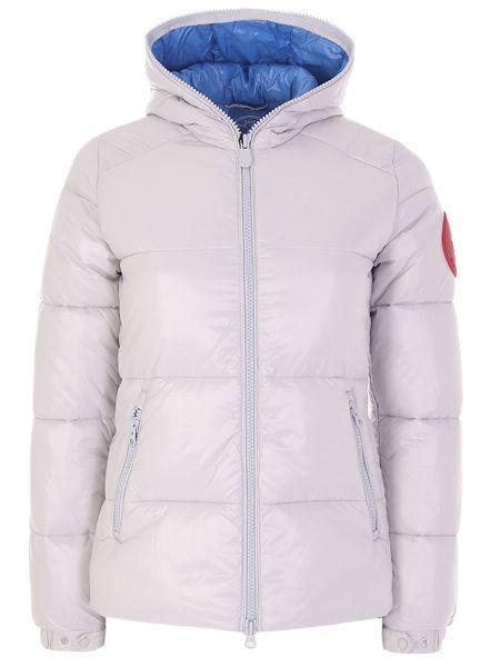 Куртка с капюшоном утепленная нейлоновая Save The Duck
