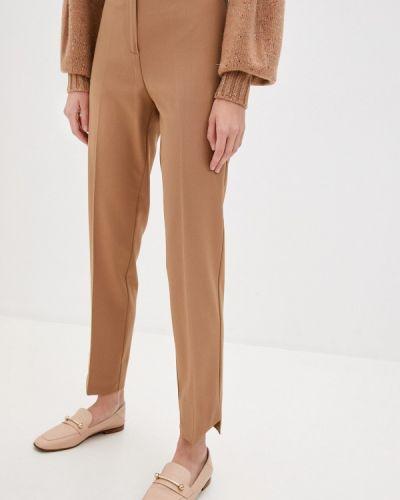 Бежевые классические брюки Beatrice.b