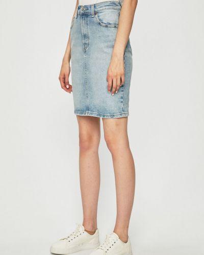 Юбка мини джинсовая на пуговицах Levi's®