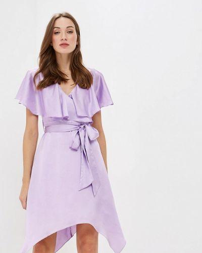 Фиолетовое платье Paccio