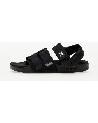 Czarne sandały Adidas Originals