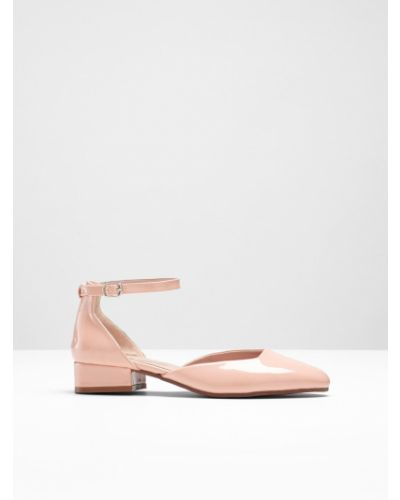 Туфли-лодочки на каблуке винтажные Bonprix