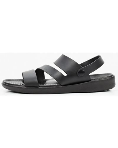 Черные спортивные сандалии Beppi