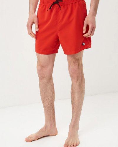 Красные плавки-шорты Billabong