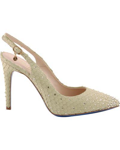 Зеленые туфли Loriblu