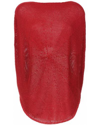 Топ без рукавов - красный Mara Mac