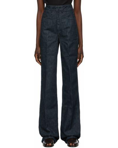 Mom jeans - niebieskie Lemaire
