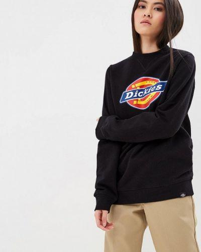 Черная толстовка Dickies