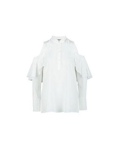 Блузка - белая Roberto Cavalli