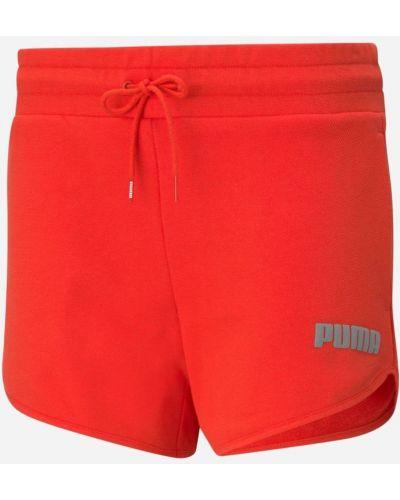 Облегающие спортивные шорты Puma