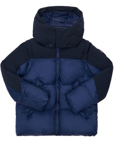 Дутая куртка - синяя Bomboogie