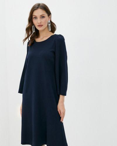 Повседневное синее платье Helmidge