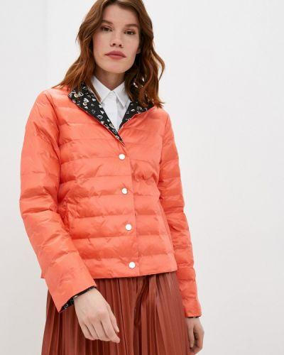 Утепленная красная куртка Pennyblack