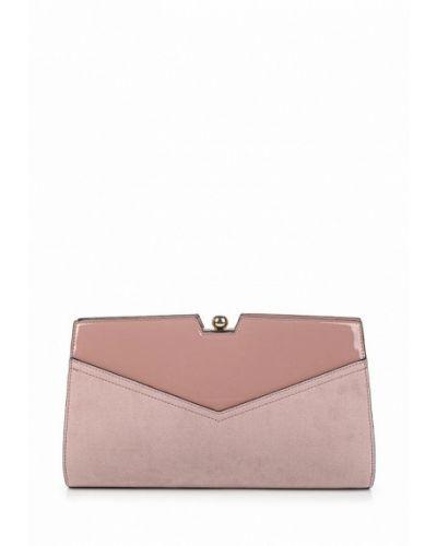 Розовый клатч Dorothy Perkins