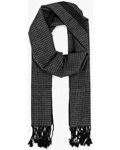 Серый шарф 2018 Fabretti