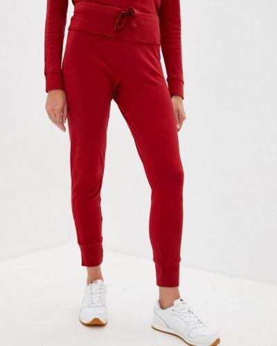 Спортивные красные спортивные брюки Deha