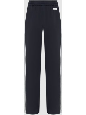 Спортивные брюки - синие Miu Miu