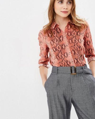 Блузка с длинным рукавом розовый 2019 Only