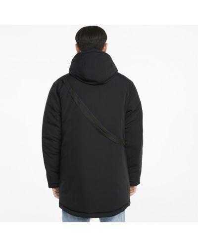 Флисовая куртка - черная Puma