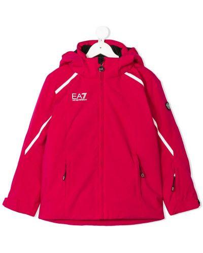 Куртка розовый Ea7 Kids