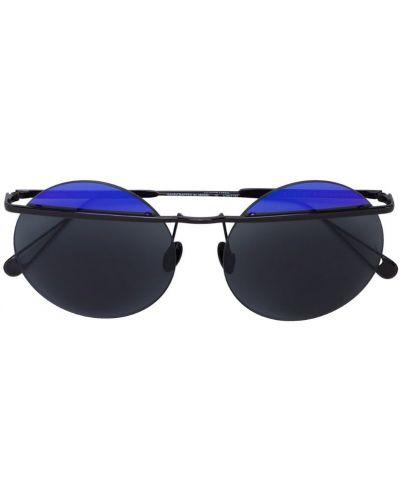 Солнцезащитные очки фиолетовый хаки Sunday Somewhere