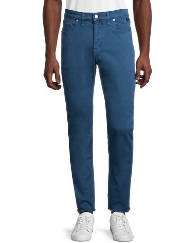 Niebieskie włoskie jeansy Zadig & Voltaire