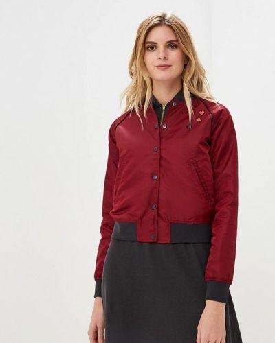 Черная куртка Fred Perry