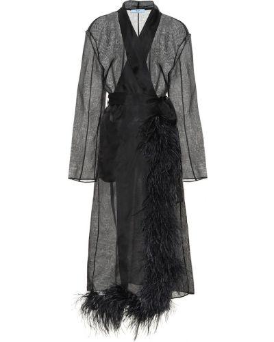 Пальто плюшевое турецкое Prada