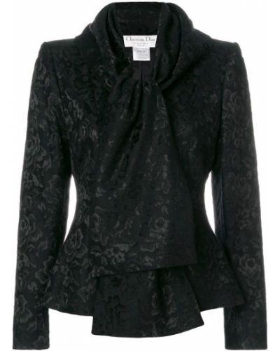 Черная куртка Christian Dior Pre-owned