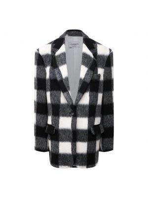 Шерстяной пиджак - белый Forte Dei Marmi Couture