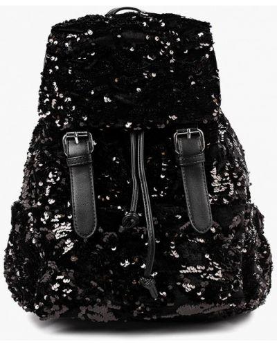 Черный рюкзак Vitacci