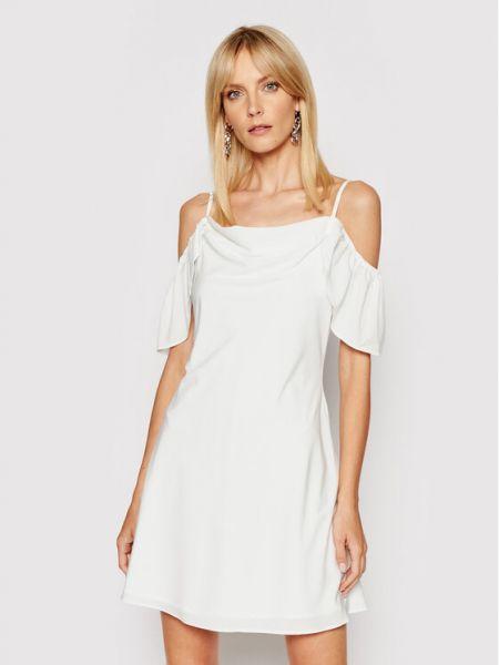 Sukienka - biała Na-kd