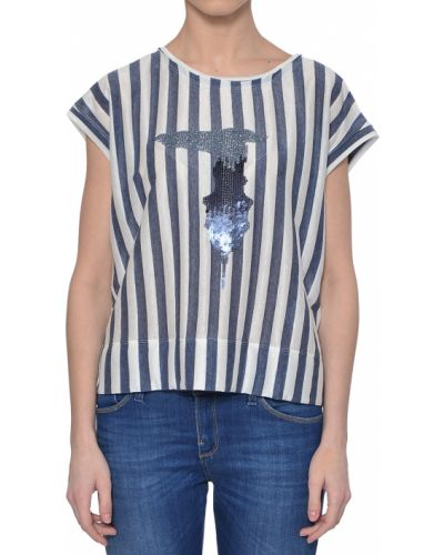 Футбольная футболка Trussardi Jeans